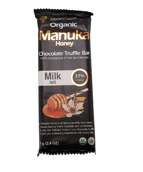 manuka chocolate milk